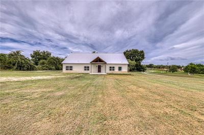 Parker County Single Family Home For Sale: 840 Meadow Lane