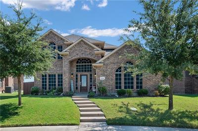 Rockwall Single Family Home For Sale: 1438 Montego Court