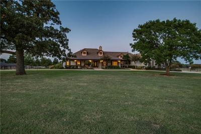 Flower Mound Single Family Home For Sale: 3404 Raintree Drive