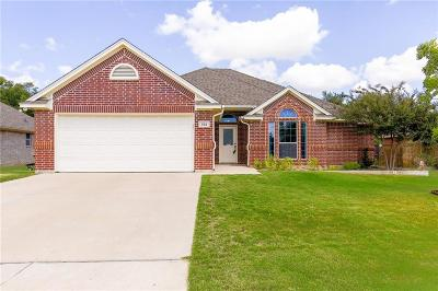 Aledo Single Family Home Active Option Contract: 512 Westgate Drive