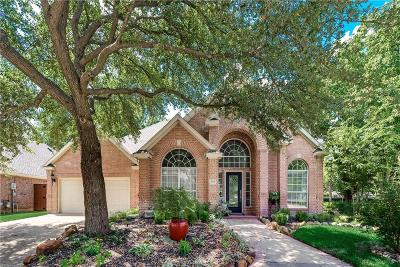 McKinney Single Family Home Active Option Contract: 900 Wilshire Court