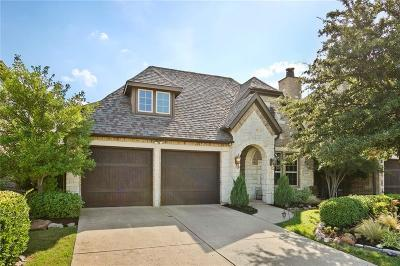 The Colony Single Family Home For Sale: 3224 Stonefield