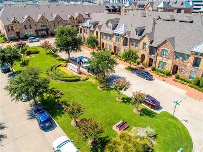Plano Townhouse For Sale: 7919 Maddox Road