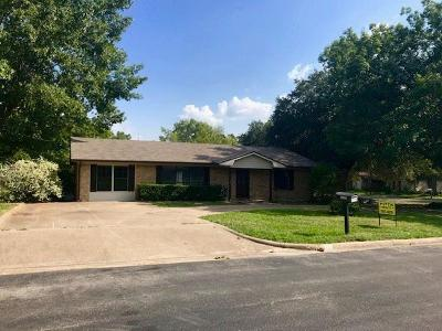 Canton Single Family Home For Sale: 318 Curry Lane
