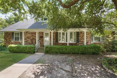 Dallas County Single Family Home For Sale: 9637 Fieldcrest Drive