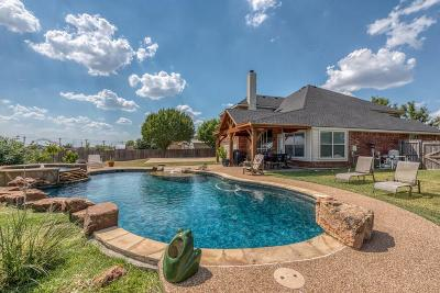 Waxahachie Single Family Home Active Option Contract: 740 Mason Lane