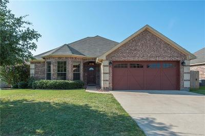 Parker County Single Family Home For Sale: 518 Zachary Drive