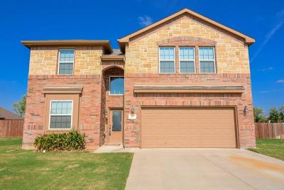 Stephenville Single Family Home For Sale: 867 Wind Song