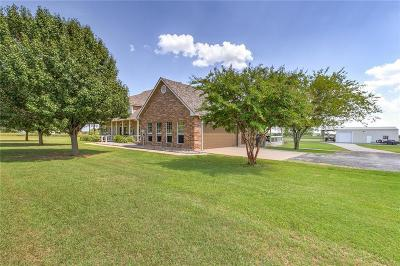 Johnson County Single Family Home Active Contingent: 1550 County Road 1107a
