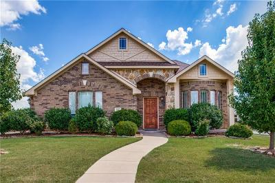 Midlothian Single Family Home For Sale: 902 Lost Pine Drive