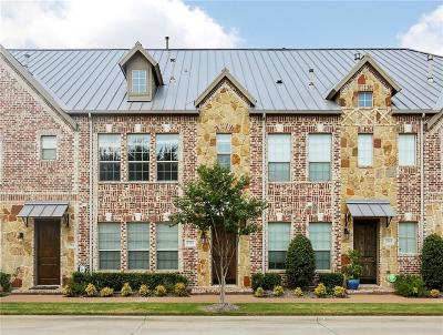 Plano Townhouse For Sale: 5759 Headquarters Drive