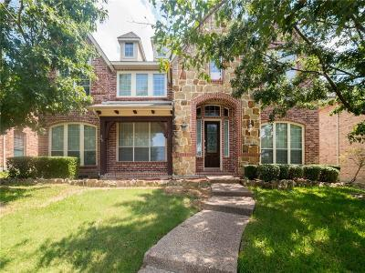 Plano Single Family Home For Sale: 6616 Shadow Rock Drive