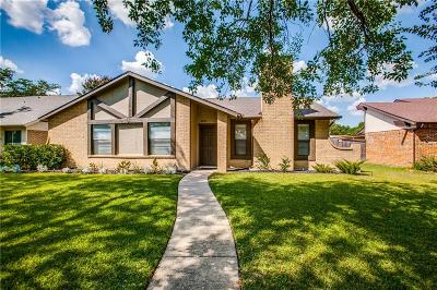 Garland Single Family Home Active Option Contract: 2929 Holy Cross Lane