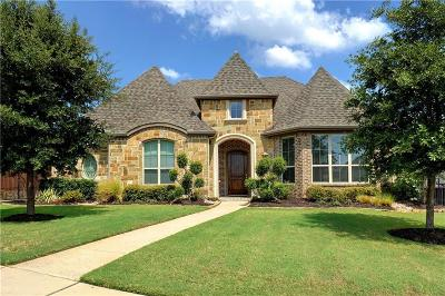 Keller Single Family Home For Sale: 661 Meadow Creek Drive