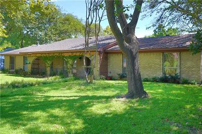 Rowlett Single Family Home For Sale: 110 Cedar View Drive