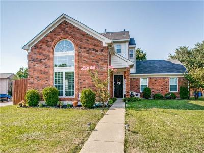 Rowlett Single Family Home For Sale: 4113 Starboard Trail