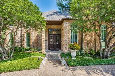 Dallas County Single Family Home For Sale: 7 Parliament Place