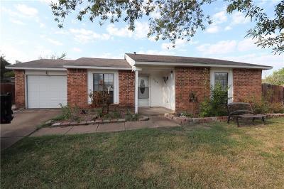 Denton County Single Family Home For Sale: 5700 Perrin Street