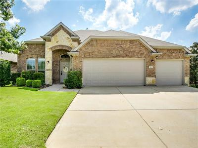 Wylie Single Family Home For Sale: 419 Fairland Drive