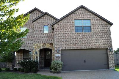 Forney Single Family Home For Sale: 2110 Foxglove Court
