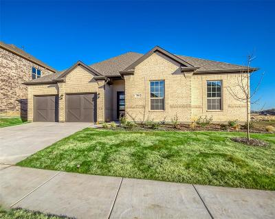 Little Elm Single Family Home For Sale: 336 Cowling Drive