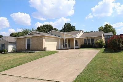 The Colony Single Family Home For Sale: 4221 Iola Avenue