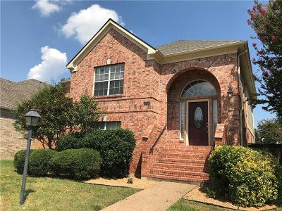 Dallas, Fort Worth Single Family Home For Sale: 18520 Shelton Way