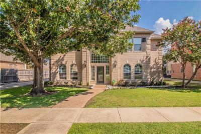 Keller Single Family Home For Sale: 1517 Scot Lane