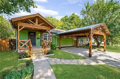 McKinney Single Family Home For Sale: 514 Titus Street