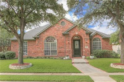 The Colony Single Family Home For Sale: 5909 Sandhill Circle