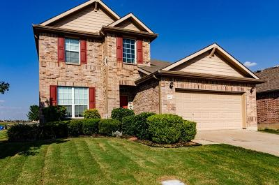 Forney Single Family Home For Sale: 2022 Cross Cut Drive