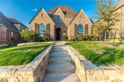 Frisco Single Family Home For Sale: 12050 Burnt Prairie Lane