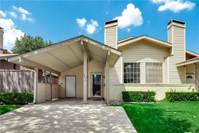 Carrollton  Residential Lease For Lease: 2613 Via Cordova