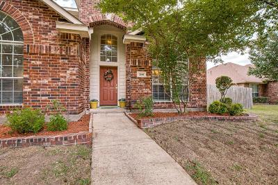 Rockwall Single Family Home For Sale: 2160 Garrison Drive