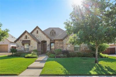 North Richland Hills Single Family Home Active Option Contract: 6504 Stone Creek Drive