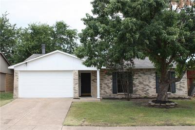 Allen Single Family Home For Sale: 739 Wandering Way Drive