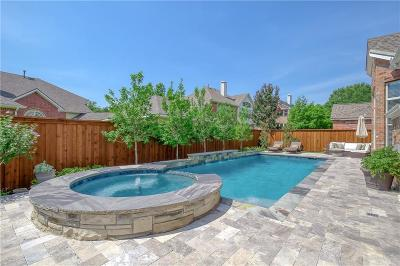 Mckinney Single Family Home For Sale: 2813 Dove Court