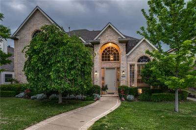 Plano Single Family Home For Sale: 8140 Stone Ridge Drive
