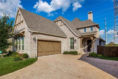 Collin County, Dallas County, Denton County Single Family Home For Sale: 633 Royal Minister Boulevard