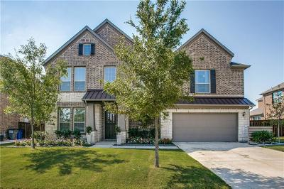 Sachse Single Family Home For Sale: 3815 Heritage Park Drive