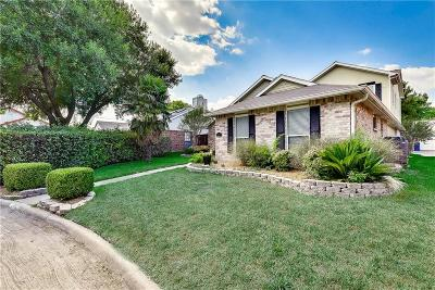 Garland Single Family Home For Sale: 1813 Creekside Court