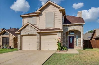 Garland Single Family Home For Sale: 1505 Shalain Drive