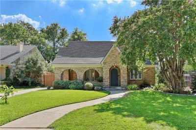 Single Family Home For Sale: 729 Ridgeway Street