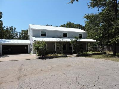 Mabank Single Family Home For Sale: 20253 Leisureland Road