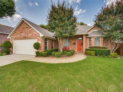 McKinney Single Family Home For Sale: 509 N Village Drive