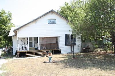 Waxahachie Single Family Home For Sale: 105 Bauder Street