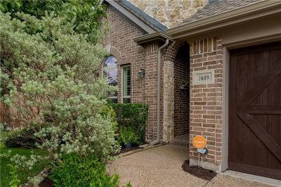 Mckinney  Residential Lease For Lease: 7609 Glenwood Springs Lane