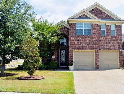 Grand Prairie Single Family Home For Sale: 5164 Clydesdale Drive