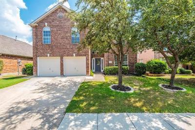 Frisco Single Family Home For Sale: 11308 Blackhawk Drive
