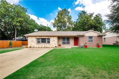 Richardson Single Family Home For Sale: 534 Malden Drive